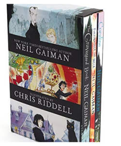 Mua Neil Gaimanb - Chris Riddell 3 Books Box Set