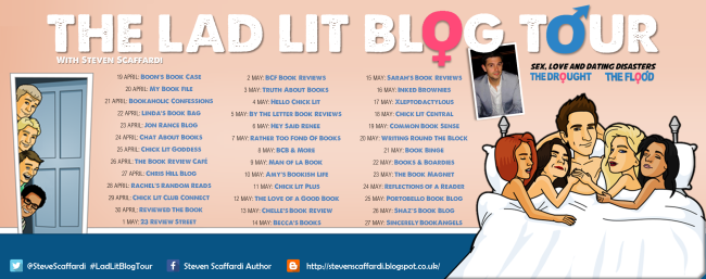 The Lad Lit Blog Tour Flood